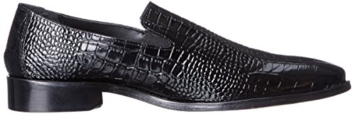 Stacy Adams Homme Galindo Slip-on Mocassin Noir