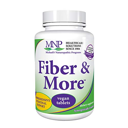 Michael's Naturopathic Progams Fiber and More Supplements, 180 Count