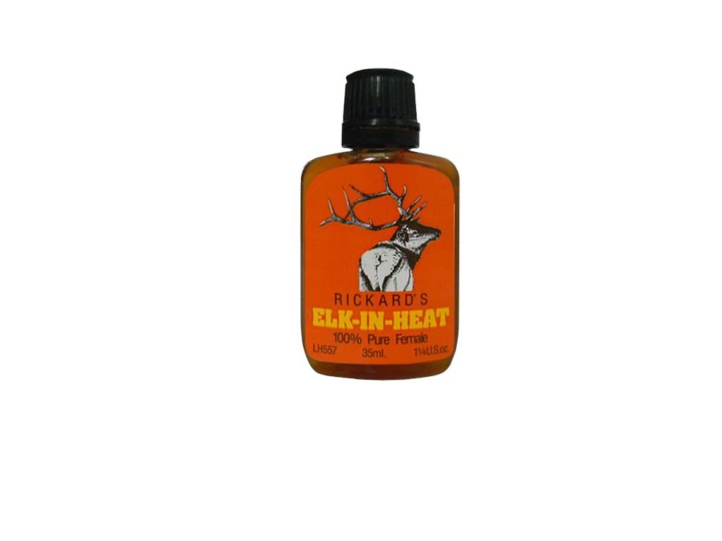 Pete Rickard's Elk in Heat Lure, 1 1/4-Ounce