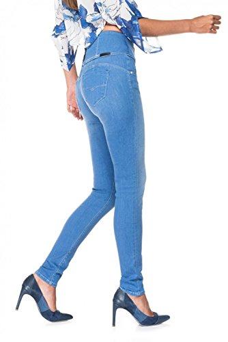 Azzuro Diva Jeans Snellenti Skinny Salsa zwRI6qXnAR