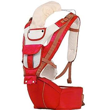 30da21055 Seguro para recién nacidos Tienda de hadas Campana ergonómica Portabebés  Tablero trasero extraíble Horquilla infantil horizontal