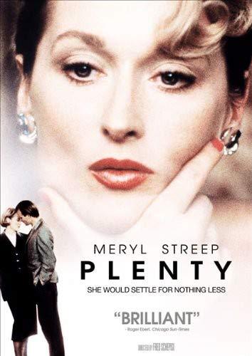 DVD : Plenty (1985) (WS)