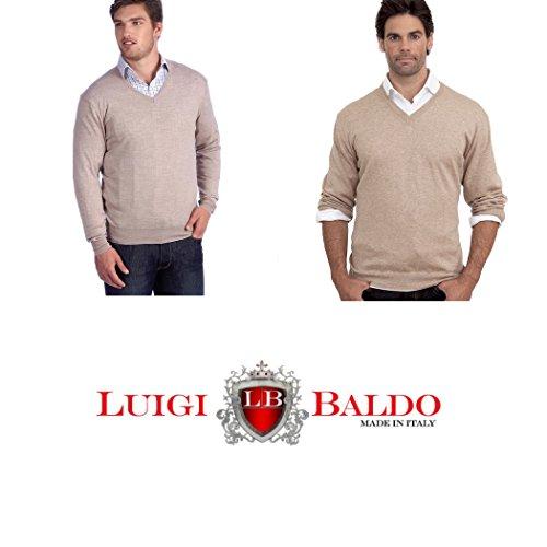 100% Italian Merino Wool - 8