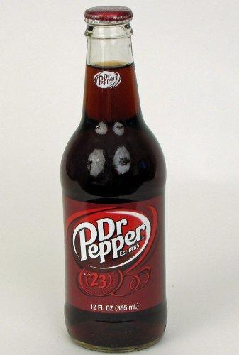 Dr Pepper (6 bottles)