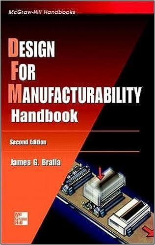 Design for manufacturability handbook james g bralla design for manufacturability handbook 2nd edition fandeluxe Images