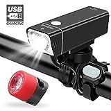 Best Bike Light Usbs - 2019 Upgrade 800 Lumens Bike Light USB Rechargeable Review