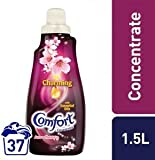 Comfort Perfumes Deluxe Concentrated Fabric Softener Charm, 1.5L