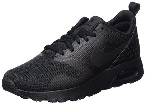Nike - Air Max Tavas GS - 814443005 - Color: Black, 6.5 M US by NIKE
