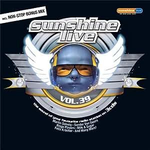 Sunshine Live Vol. 39