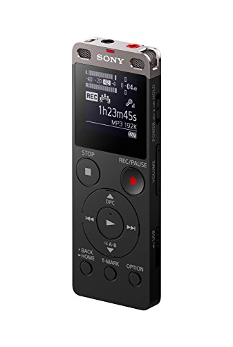 Sony ICDUX560BLK Digital Voice Recorder 1