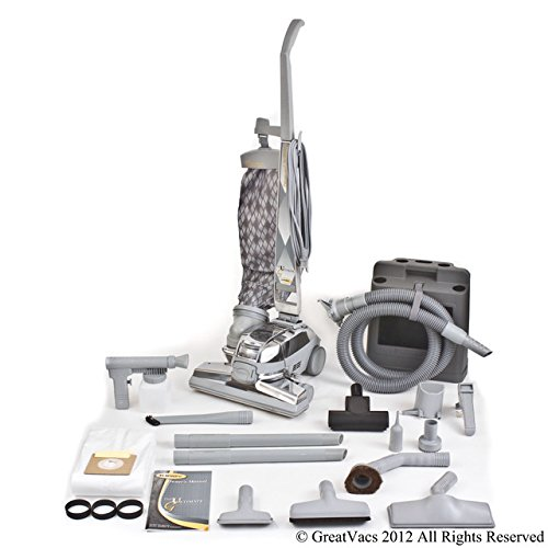 Reconditioned Kirby Ultimate Diamond Vacuum genuine tools, GV accessories, bags & 5 Year Warranty ()