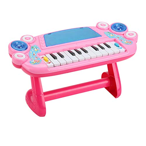 Multifunctional Electronic Music Piano Children's Multi-Function Piano Toy Early Childhood Educational Toys ()