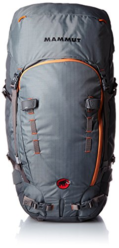 Mammut Trion Pro 50+7 Backpack - 3051cu in Smoke-Sienna, One Size