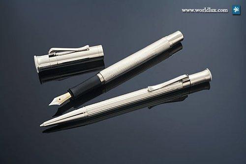 Graf Von Fabercastell Classic Platinum Pted Mech Pencil by Faber-Castell by Faber-Castell
