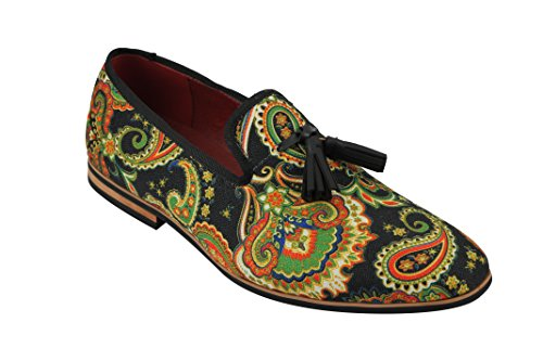 Xposed Nero Uomo Xposed Pantofole Pantofole fv7z4n4