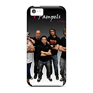 Iphone 5c LmI4637xHUj Custom Stylish Red Hot Chili Peppers Pattern High Quality Hard Cell-phone Cases -LauraAdamicska