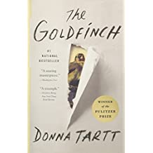 The Goldfinch: A Novel (Pulitzer Prize for Fiction)