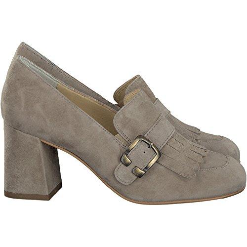 de para Green 3574 019 vestir Piel Zapatos Paul pardo de mujer OR6xPY