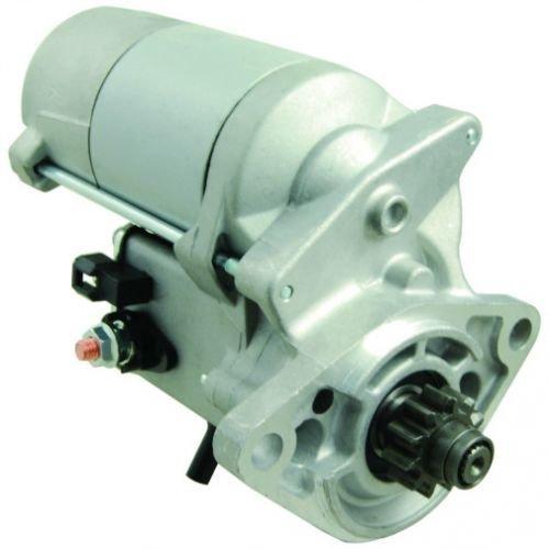 Starter - Denso OSGR (18139) New Holland LX485 TC40 L565 L175 LS150 L160 T2320 TC35 LX465 LX465 LS170 L140 L170 LS140 TC45 C175 LX565 L465 L150 LX665 Ford 1920 3415 2120 Case IH Case 410 420CT 420 ()