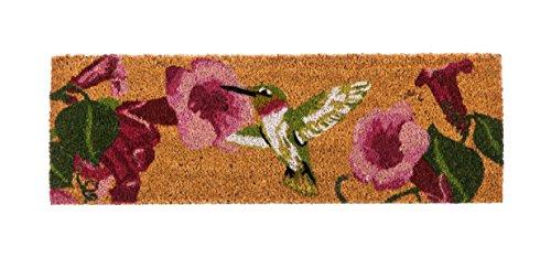 - Evergreen Humming Bird Kensington Natural Coir Interchangeable Switch Mat - 28.25