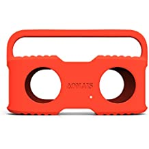 Bluetooth Speakers Sling Cover for AOMAIS Sport Waterproof Portable Speakers(Orange)