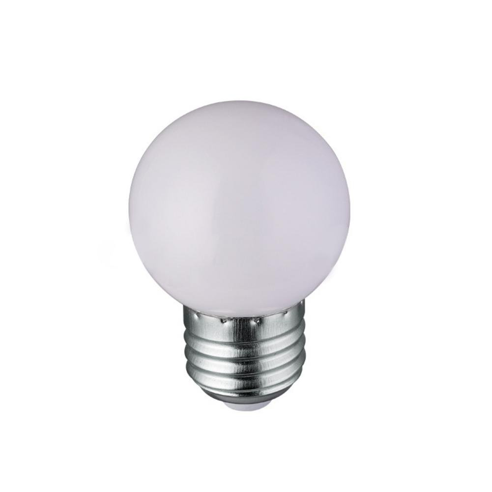 LED Lampe 1W E27 Farbige Gl/ühbirne ersetzt 10W farbige leuchtmittel Gl/ühlampe Energiesparende Gl/ühbirnen Dekorative Gl/ühbirne F/ür Den Innen Und Au/ßenbereich