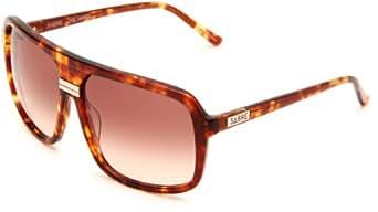 Sabre Die Hippy SV24-2-4 Aviator Sunglasses,Tortoise Frame/Bronze Gradient Lens,One Size