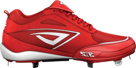 3N2 Women's Rally Metal PT Fastpitch Baseball Cleat