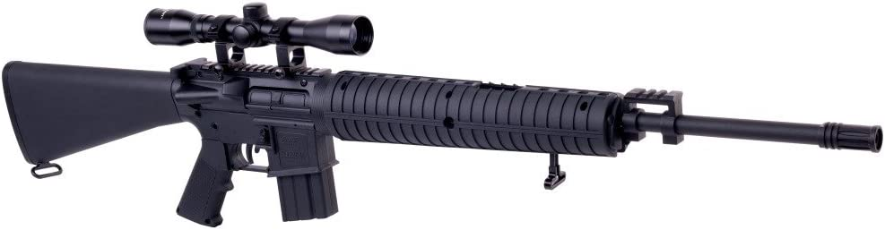 DPMS Nitro Piston Powered .177 Air Rifle with 4 x 32 Scope