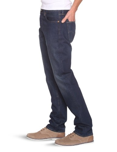 Uomo Rock 501 Levi's Crackle Blu 1438 Indigo Jeans Fit W Face Levisoriginal O Tracks YdwIwa