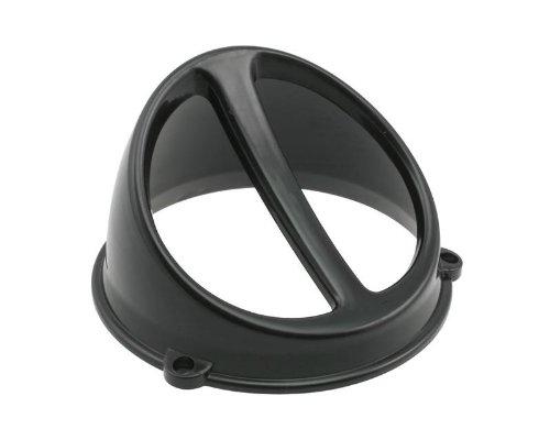 Dé flecteur de Ventilateur Air Scoop Noir –  universel Naraku