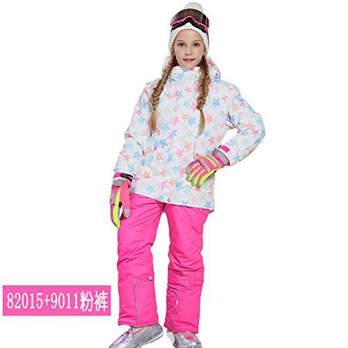 Pantaloni Invernali da Sci per Bambini Impermeabili Invernali Invernali Invernali da Esterno per Bambini Set da 2 PezziB07L39WQMF116 122 I | Ampie Varietà  | Nuovi Prodotti  | elegante  | Grande Vendita Di Liquidazione  | Uscita  | Eccezionale  c3b0aa