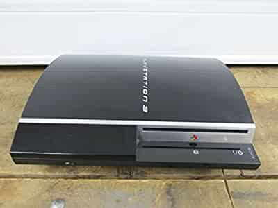 sony playstation 3 160gb fat video games. Black Bedroom Furniture Sets. Home Design Ideas
