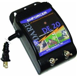 Poultry Electric Fencing (Electric 5 Mile Fence Charger)