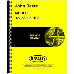 John Deere 55 Combine Service Manual