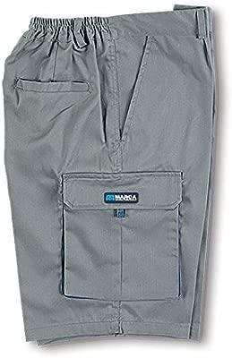 Marca TOP - Bermuda algodon talla 42-44 gris: Amazon.es: Bricolaje ...