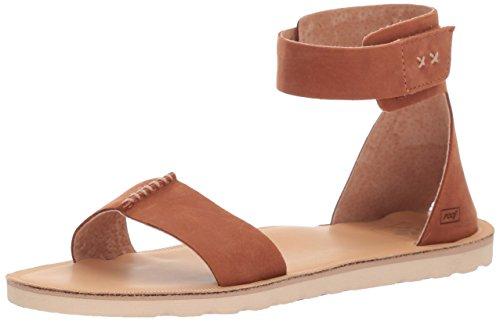 Reef Women's Voyage Hi Gladiator Sandal, Saddle, 9 M US (Sandals Waterproof Women)