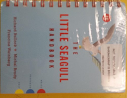 Little Seagull Handbook (3rd ed) & They Say/I Say (3rd)