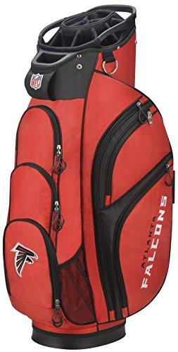 Wilson 2018 NFL Golf Cart Bag, Atlanta Falcons