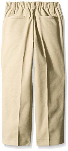Dickies Boys' Classic Flat Front Pant