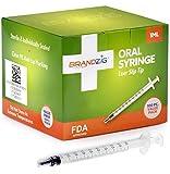 1ml Syringe - 100 Pack – Luer Slip Tip, No