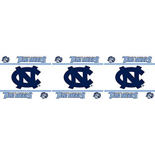 NCAA North Carolina Tar Heels Wall Border