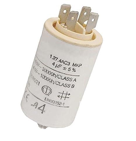 5x Electrolytic Capacitor 3300/µF 40V 85/°C ; EYV00BB433G02W ; 3300uF