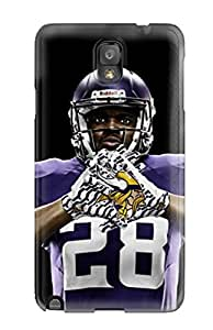 Brandy K. Fountain's Shop Hot Galaxy High Quality Tpu Case/ Adrian Peterson Football Case Cover For Galaxy Note 3 2812628K29472653