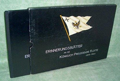 Erinnerungsblätter an die Königlich Preussische Flotte (1848-1860)