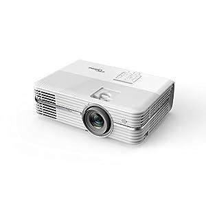 Optoma UHD370X - Proyector 4K Home Cinema Ultra HD, 3500 lúmenes ...