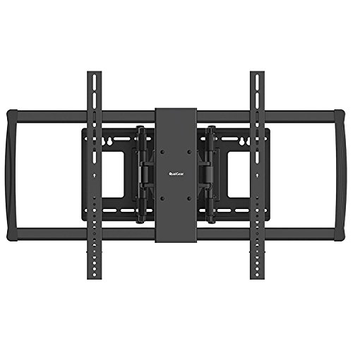 QualGear Heavy Duty Full Motion TV Wall Mount for 60