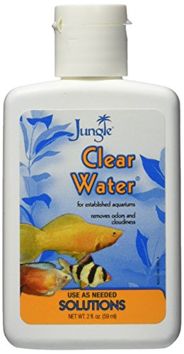 Jungle NJ021 Clear Water Liquid, 2-Ounce, 59-Ml