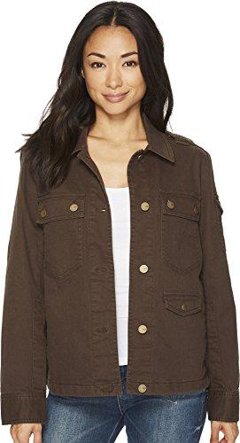 UGG Womens Mariel Army Jacket Olive MD One Size (Womens Ugg Dress)