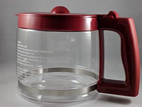 Compatible with Kenmore 100.40707310 Coffee Maker Carafe